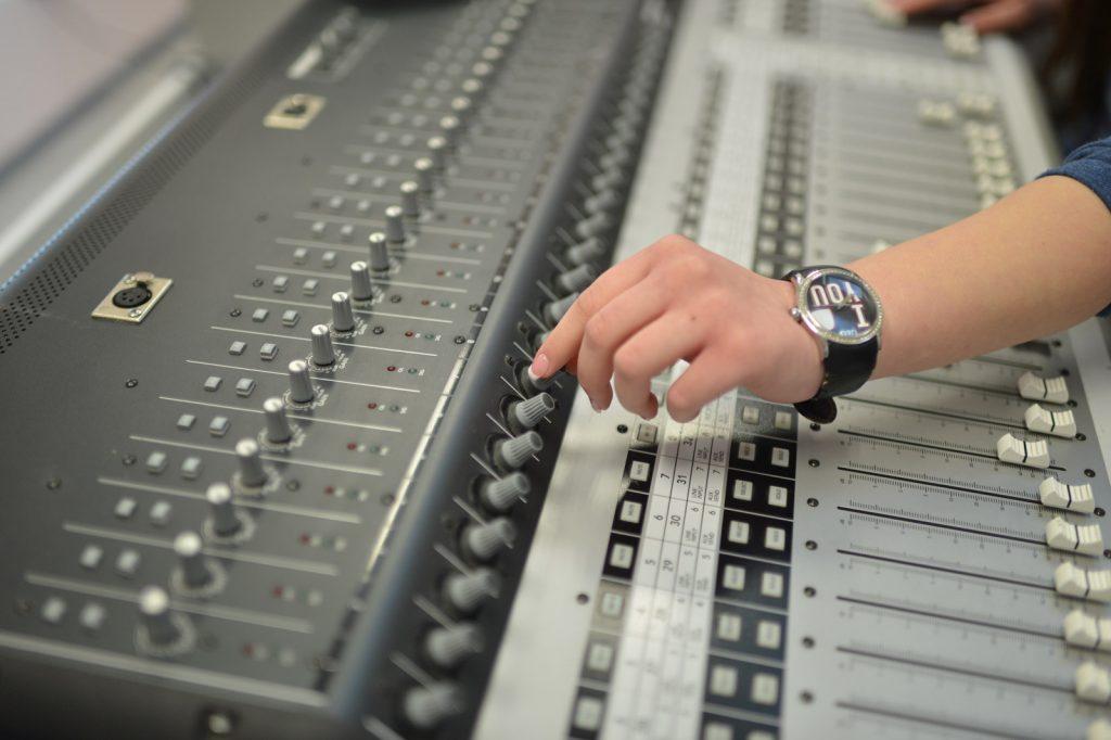 Muzički studio - sredna škola Artimedia